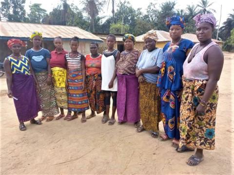 photo of Adamsay's Best Female Farmers Group