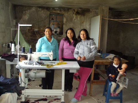photo of María's Group