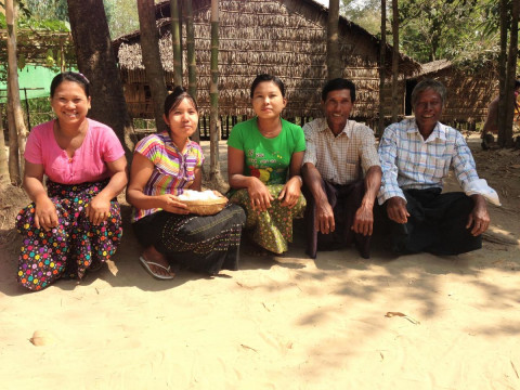 photo of Taung Kone Village Group