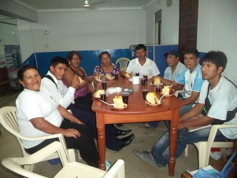 photo of Ñaupaqman Purisum Group