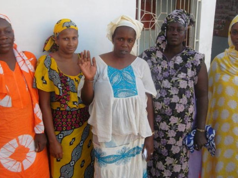 photo of Djiguène Bakhna 105 Group