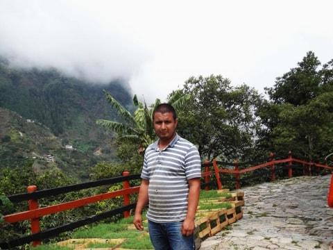photo of Juan Diego
