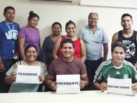 photo of Los Internacionales Group