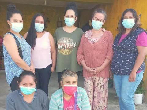 photo of Mujeres Vencedoras Sacatepeque Group