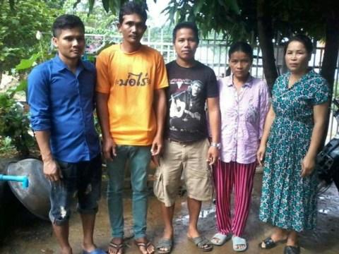 photo of Chhanthorn'sgroup