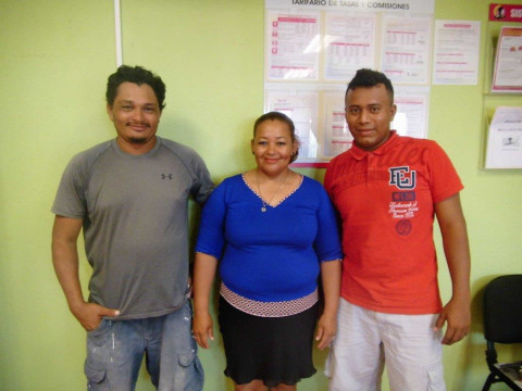 photo of Los Valientes Group