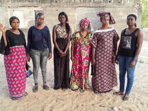 photo of 10 Fatimata Group