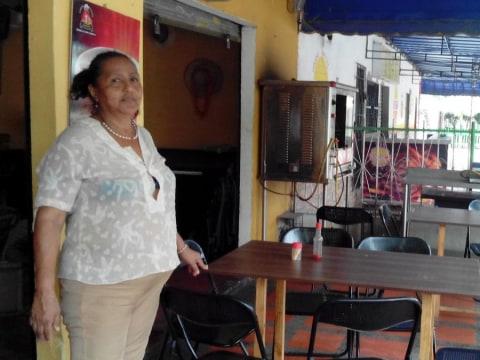 photo of Mabel María