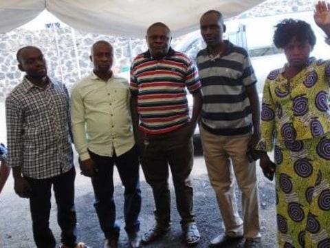 photo of Tukaze Mwendo Group