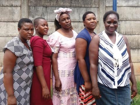 photo of Najesu Zvinoita Group