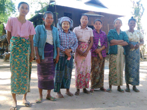 photo of Ta Pauk Taw (South) -1 (E) Village Group