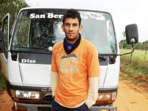 photo of Alcides Ramon