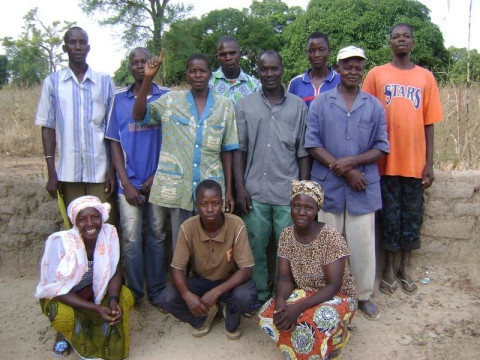 photo of Teedbeogo De Bingo Group