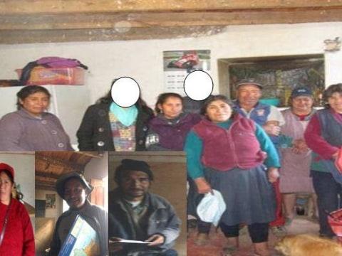 photo of Mamacha Del Carmen - Vilcabamba Group