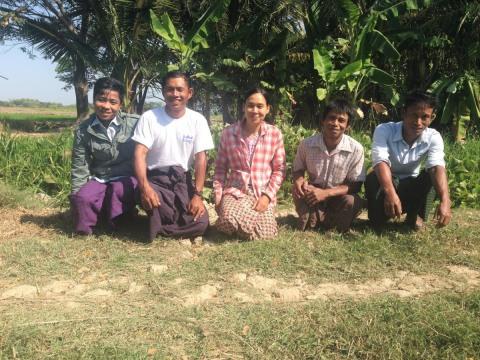 photo of Aka Ta Yar Village Group
