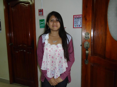 photo of Ericka Jhoselyn