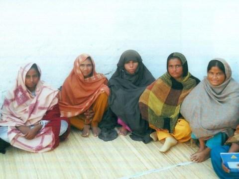 photo of Bilquis Bibi's Group