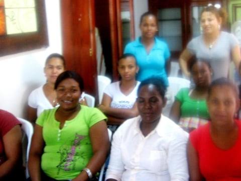 photo of Mujeres Progresando 1 & 2 Group