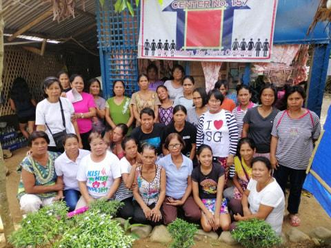 photo of Pdc-157 Backyard Raiser Canlamay Women's Association Group