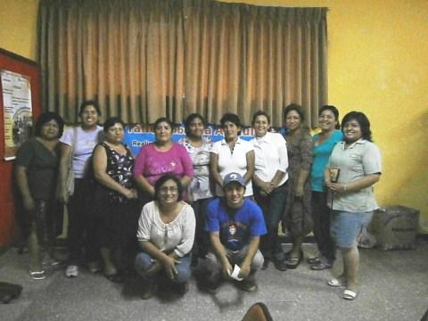 photo of Santa Rosa De Yanacoto Group
