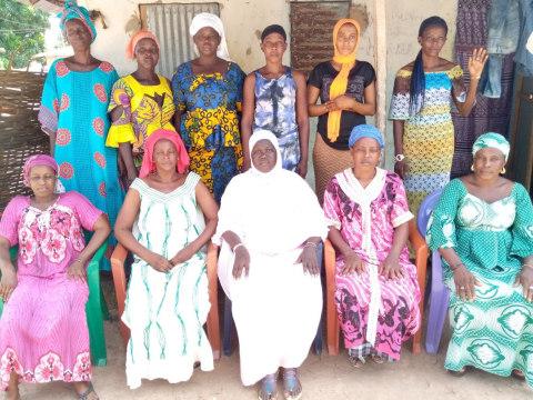 photo of 03_Gpf Sokhna Diarra Bousso Kafountine Group