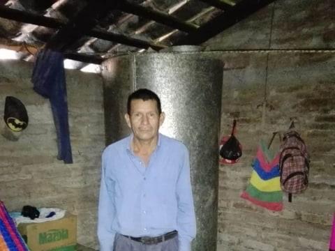 photo of Santos Victoriano