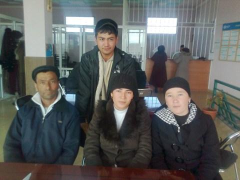 photo of Odinakhon's Group