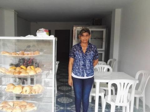 photo of Sandra Milena