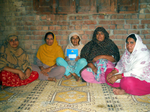 photo of Sughran Muhammad Ilyas' Group