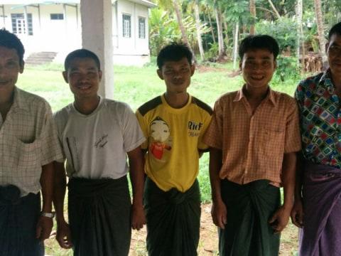 photo of Auk Ywar Ka Lay Village