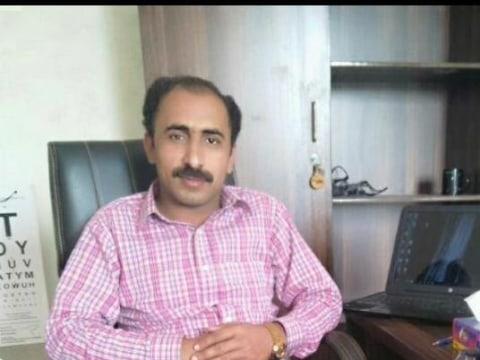 photo of Shabbir