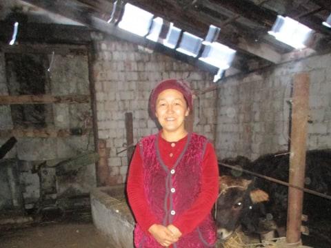photo of Zhannat