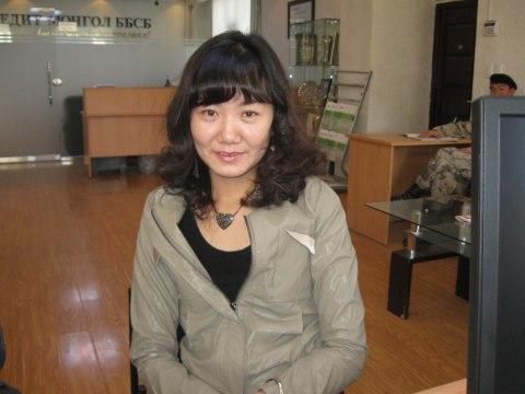photo of Suvd-Erdene