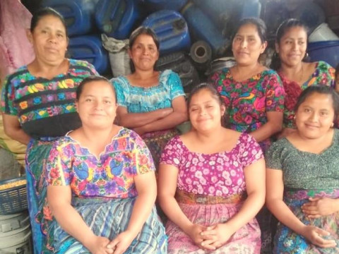 photo of Mujeres Kaqchikeles Sumpango Group