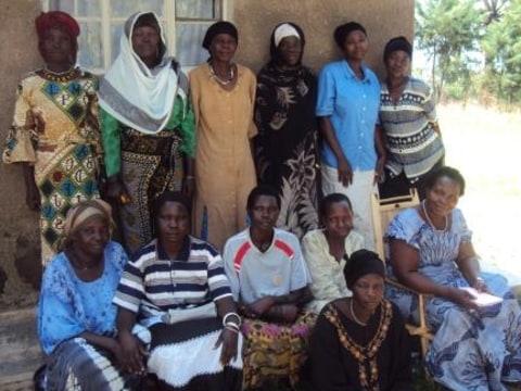 photo of Arua Hill Cell Driwaru Juliet Group