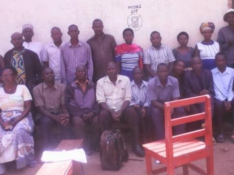 photo of Rusayumbe  Abamwe  Group