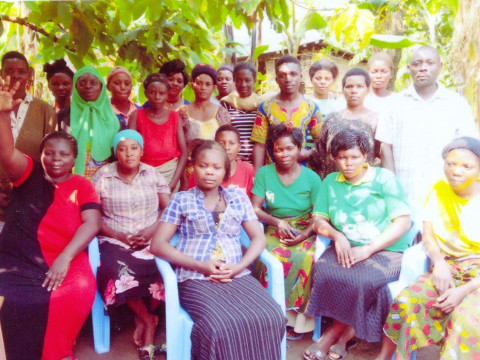 photo of Buganikere Traders Association Group