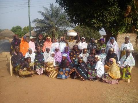photo of Wunzooya Bimbilla - Masaka Group