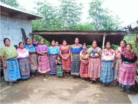 photo of Luceros De Patachaj Group