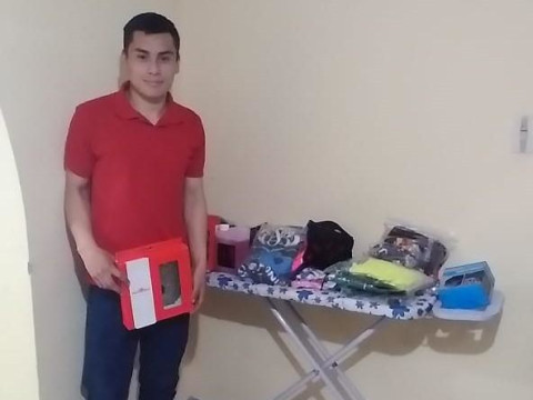 photo of Jairo David