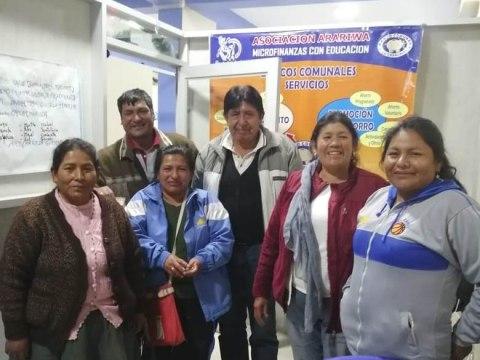 photo of Virgen Del Rosario Santa Ana Group