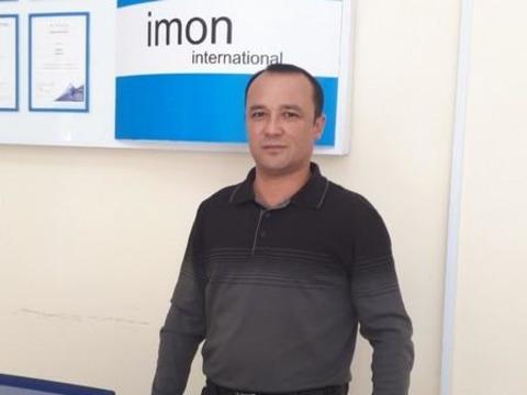 photo of Shuhratjon