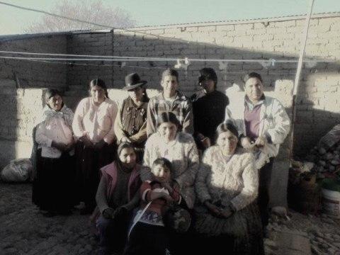 photo of Rositas De Calasaya Group