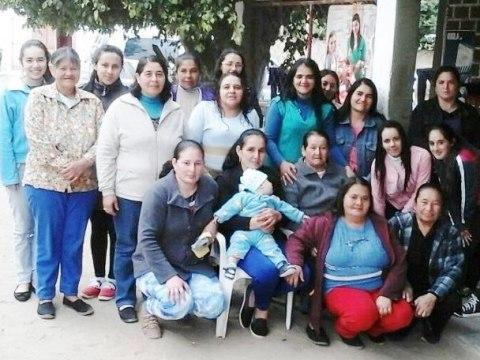 photo of Kuña Marangatu Group