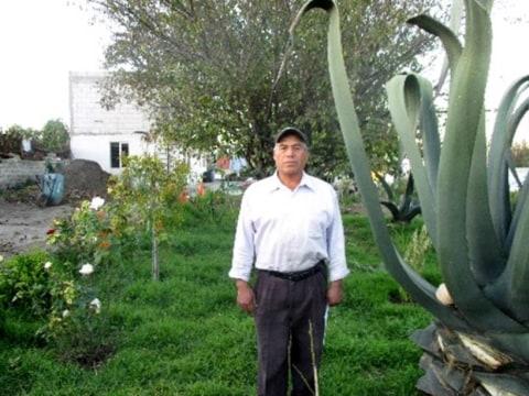 photo of Javier Rodrigo