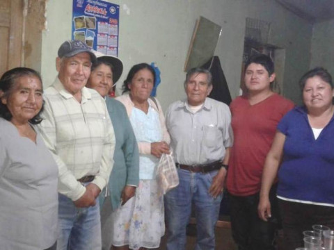 photo of Los Angeles De Huayanay Group
