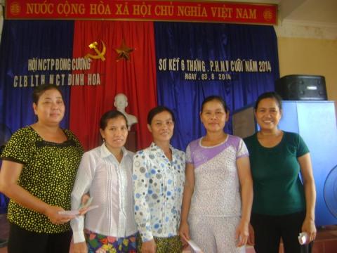 photo of Nhóm 01 Đông Cương Group