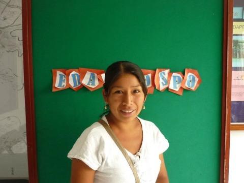 photo of Jenny Zuliyma