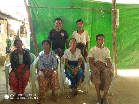 photo of Ga Wun Lay Taing(1)C(Gl) Village Group