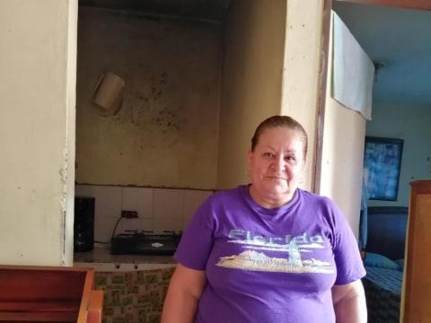 photo of Gloria Cecilia